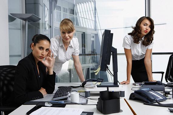 Конфликт. Как выжить в офисной войне?