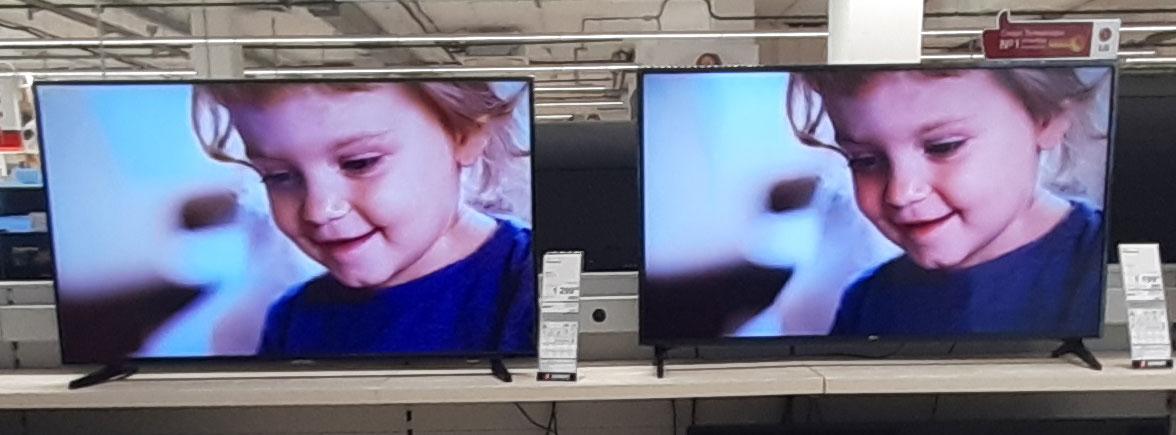 """Можно ли выбрать телевизор """"глазами""""?"""