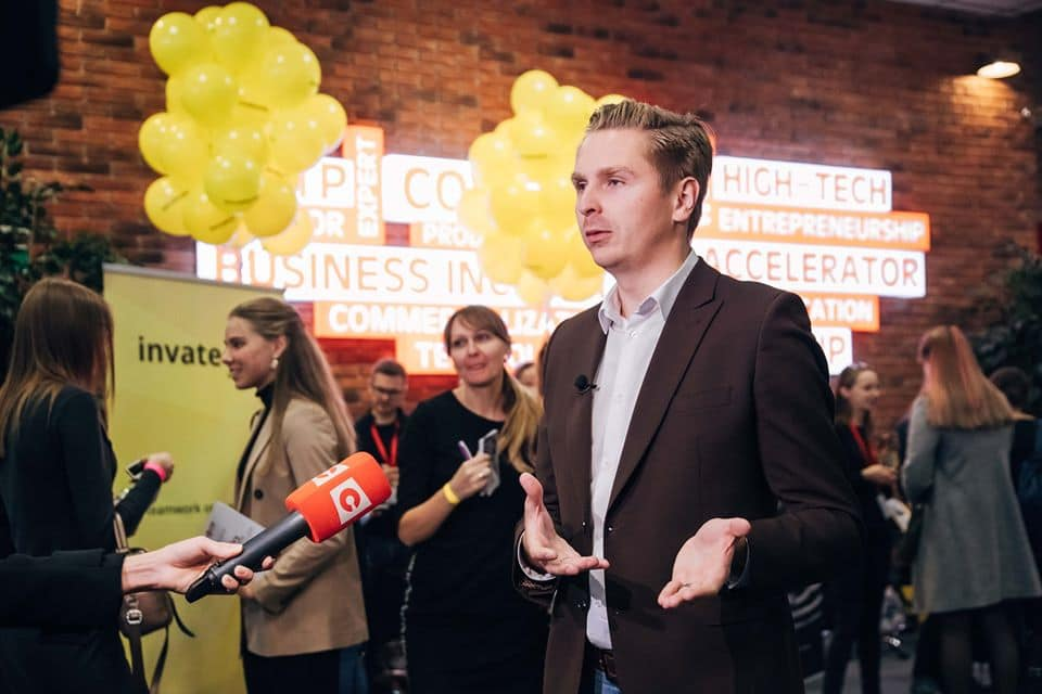 IT-журналист и видеоблогер Дмитрий Титов:  «Моя задача - создать образ Беларуси как Мекки IT»