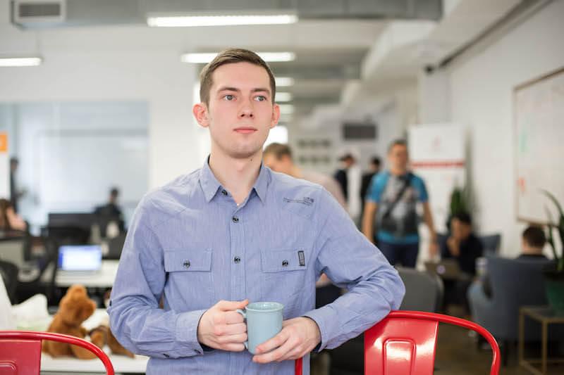 Павел Литвинко: «Самое сложное в стартапе - это неопределённость»