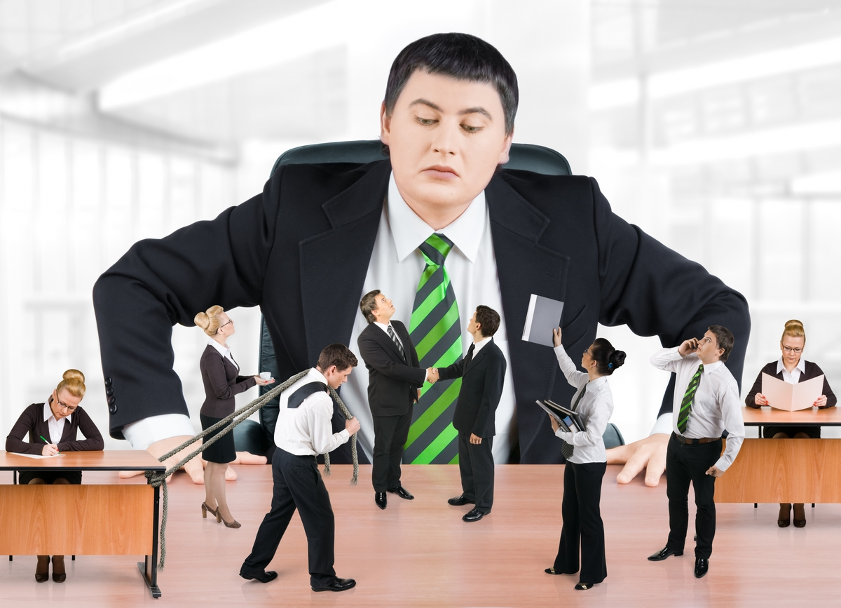 Как на интервью распознать начальника - самодура?