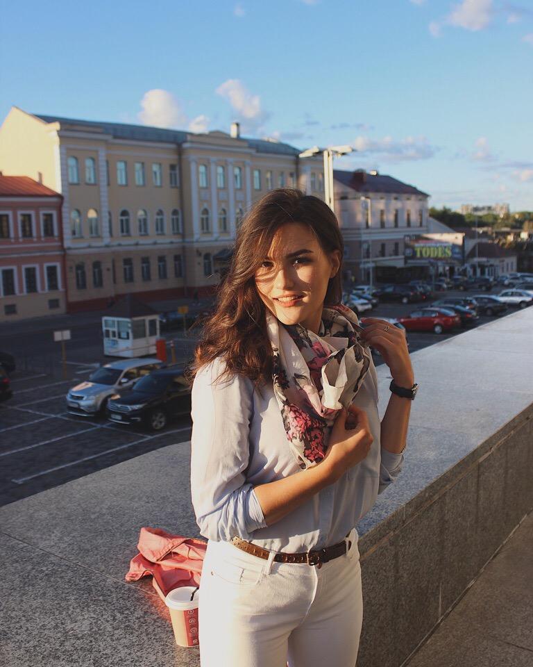 Маша Слепченко: «Я сейчас на пороге нового витка своей карьеры!»