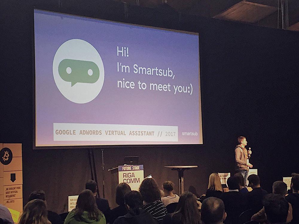 SmartSub. Хроники пикирующего стартапа