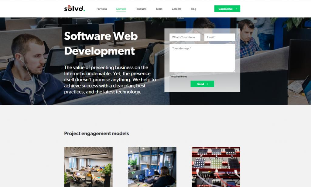 Антикризисные офферы в маркетинге IT: кейс компании Solvd