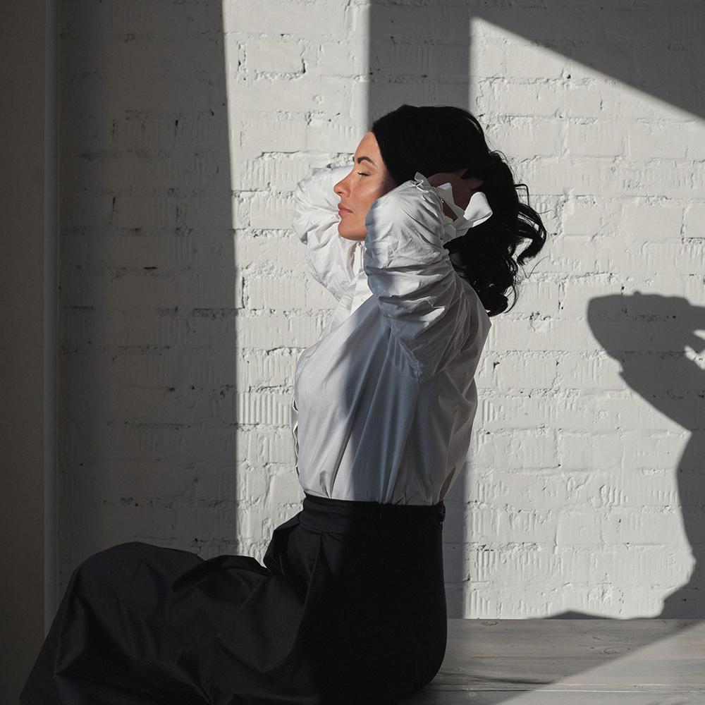 """""""Выученная беспомощность в нас - это страшно"""". Коуч Анастасия Занкович о страхе изменений, хейтерах и свободе"""